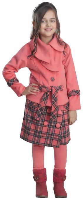 Cutecumber Baby girl Top & bottom set - Pink