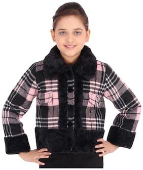 Pink Winter Jacket Jacket