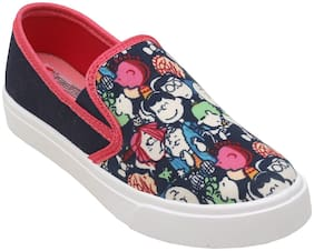 D'chica Multi-Color Girls Casual Shoes