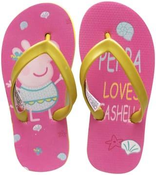 D'chica Happy Me Peppa Pig Flip Flops