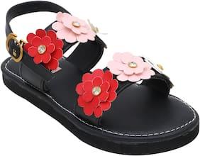 D'chica Black Girls Sandals