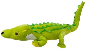 DANR Soft Toys Cute Green Crocodile Animal Plush Toy for Birthday Gift/ Boy /Girl/ (Size :-72CM )