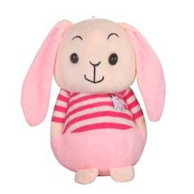 Danr Super Soft Fabric Bunny Animal Toy For Kids (5022 Bunny Blue)