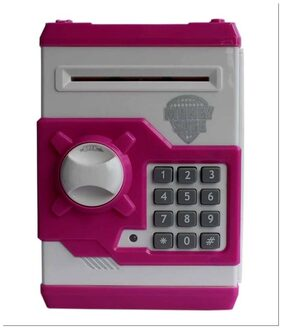 Darling Toys Money Safe And Note Coin Bank