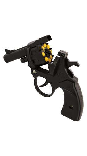 Gun Toy With 12 BB Shots