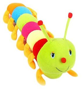 Deals India Cute Caterpillar -55 Cm