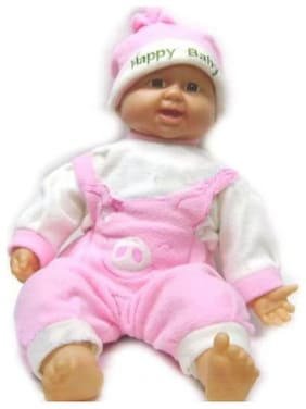 Delhi Haat Real Looking Baby Doll 50.8 cm (20 inch) - Laughing