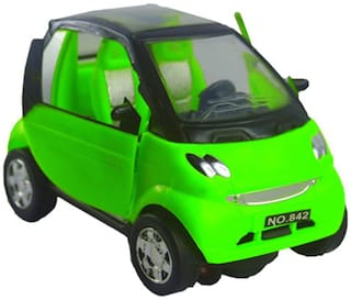 Shanaya Deluxe Nano Dancing Car with open door & music (Color May Vary)