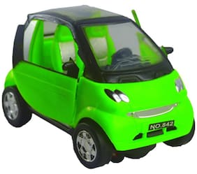 Toysforkids Deluxe Nano Dancing Car with open door & music (Color May Vary)