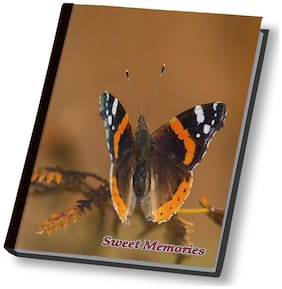 "Designer 5"" x 7"" Photo Album For Collection 72 Photos (Photo Size Supported: 5 x 7 inch)"