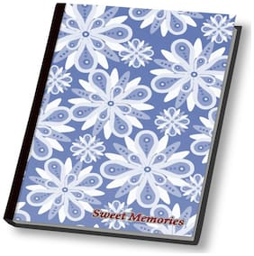 Designer 5 x 7 Photo Album For Collection 72 Photos (Photo Size Supported: 5 x 7 inch)