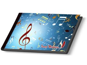 Designer Scrapbook Photo Album for personal use and gifting purpose. (size : 12 Inch x 8 Inch)