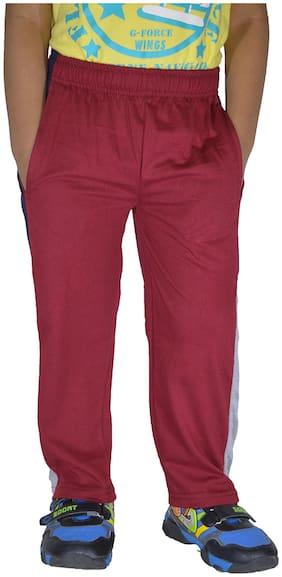 DFH Boy Cotton Track pants - Blue