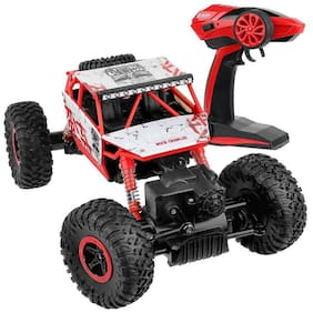 DHARTI ENTERPRISE 1:18 Rechargeable 4Wd Rally Car Rock Crawler R/C Monster Truck