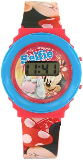 Digital Watch (Minnie Mouse)