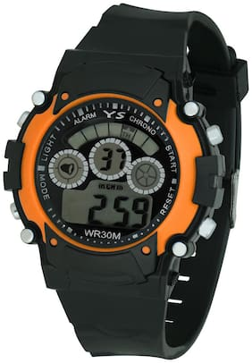 Digital with 7 changing Colour light Dial