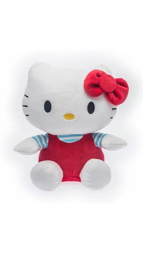 Dimpy Stuff Hello kitty W/Bow