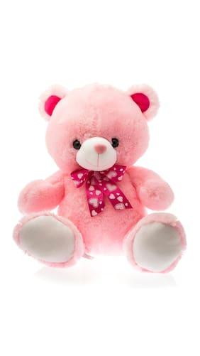 Dimpy Stuff Pink Teddy Bear - 45 cm