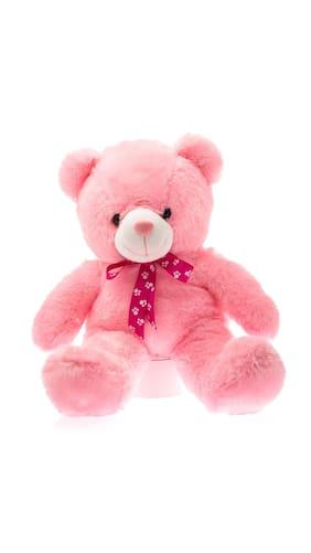 Dimpy Stuff Pink Teddy Bear - 40 cm