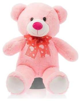 Emob Pink Teddy Bear - 34 cm