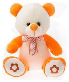 Emob Orange Teddy Bear - 29 cm