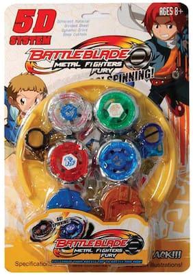 Dino Impex Battle Blade 5D Beyblade