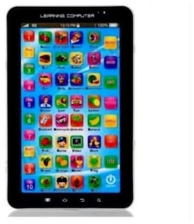 Dinoimpex P1000 Kids Educational Tablet (Black)