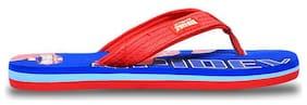 Bata Boy's Blue Slippers & Flip-Flops - EU 36