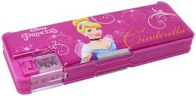 Disney CINDERELLA Art Plastic Pencil Box