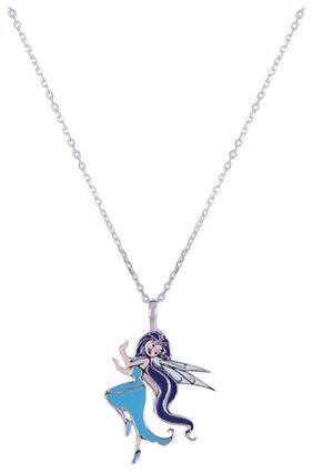 Disney Fairies Silvermist Pendant With Chain