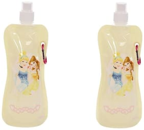Disney Foldable Water Bottle Pack Of 2