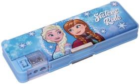 Disney FROZEN Art Plastic Pencil Box