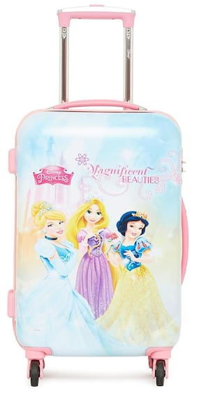 DISNEY GAMME MAGNIFICENT BEAUTI PRINCESS KIDS LUGGAGE TROLLEY BAGS