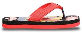 Bata Multi-Color Girls Slippers