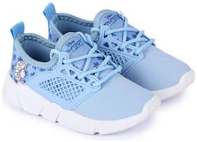 Disney Blue Girls Sport Shoes