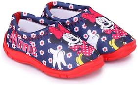 Disney Blue Girls Casual Shoes