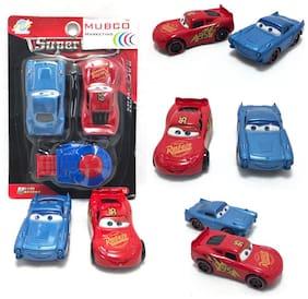 Disney/Pixar Cars 3   (McQueen & Finn McMissile) with Launcher  Mini Model Cars