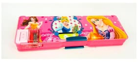 Disney Princess Mattel Barbie Pencil Box