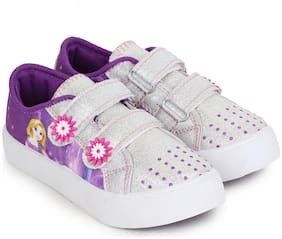 Disney Princess Purple Casual Shoes For Girls
