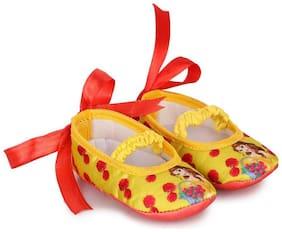 Disney Princess Yellow Ballerinas For Infants