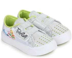 Disney Princess Green Casual Shoes For Girls
