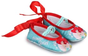 Disney Princess Green Ballerinas For Infants
