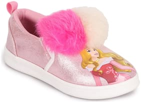 Disney Princess Pink Casual Shoes For Girls