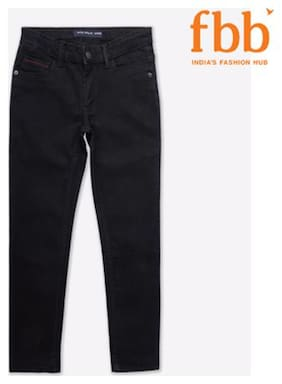 DJ&C Boy's Slim fit Jeans - Black