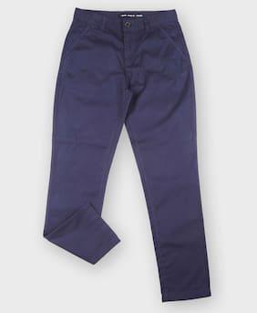 DJ&C Cotton Trousers - Blue
