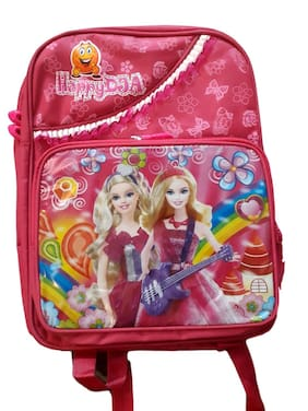 DJA Pink Barbie Backpack School Bag