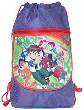 DJA Pithu Blue School Bag Backpack