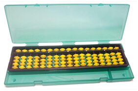 Djuize Abacus 17 rod Yellow with box