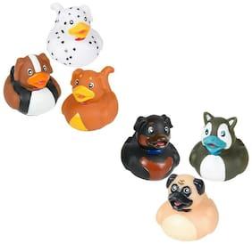 Dog Rubber Ducks