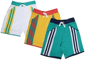 Dollar Champion Kidswear Boys Lounge Shorts Pack Of 2
